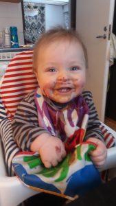 vauvan ravinto
