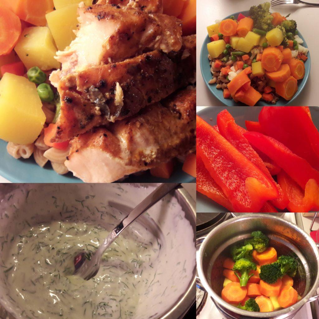 ravinto, syö monipuolisesti